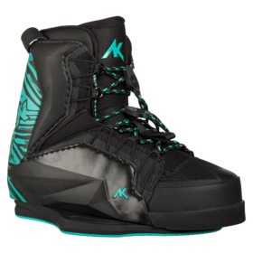 Airush TEAM BLACK BINDINGS